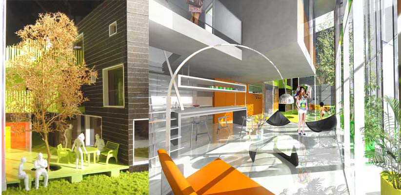 bt03 laraqui bringer architecture urbanisme. Black Bedroom Furniture Sets. Home Design Ideas