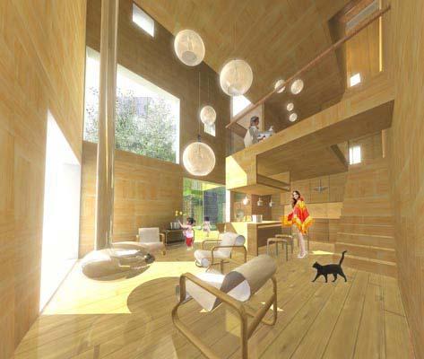 bt04 laraqui bringer architecture urbanisme. Black Bedroom Furniture Sets. Home Design Ideas