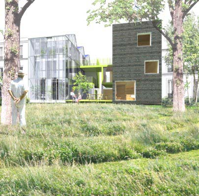 bt11 laraqui bringer architecture urbanisme. Black Bedroom Furniture Sets. Home Design Ideas