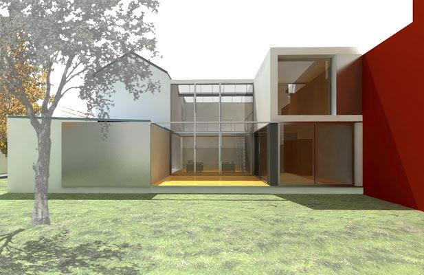 atelier d artiste montreuil france laraqui bringer architecture urbanisme. Black Bedroom Furniture Sets. Home Design Ideas