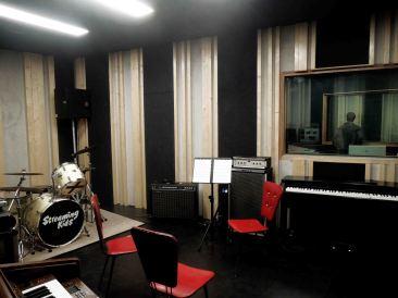 Studio de répétition