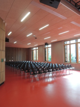 Salle d'initiatives